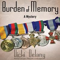 Burden of Memory - Vicki Delany