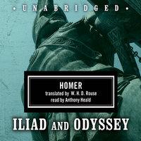 Homer Box Set: Iliad & Odyssey - Homer