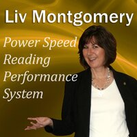 Power Speed-Reading Performance System - Liv Montgomery