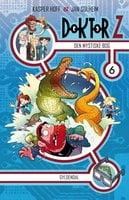 Doktor Z 6 - Den mystiske bog - Kasper Hoff