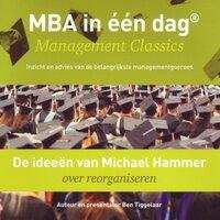 De ideeën van Michael Hammer over reorganiseren - Ben Tiggelaar