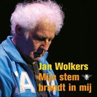 Mijn stem brandt in mij - Jan Wolkers