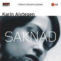 Saknad - Karin Alvtegen