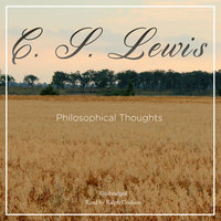 Philosophical Thoughts - C.S. Lewis