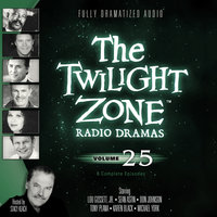 The Twilight Zone Radio Dramas, Vol. 25 - Various Authors