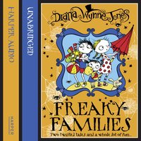 Freaky Families - Diana Wynne Jones