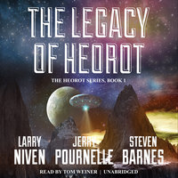 The Legacy of Heorot - Larry Niven,Jerry Pournelle,Steven Barnes