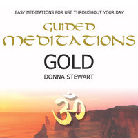 Guided Meditations Gold - Donna Stewart