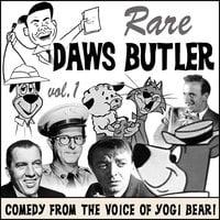 Rare Daws Butler - Daws Butler