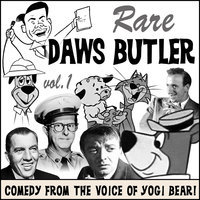 Rare Daws Butler - Charles Dawson Butler