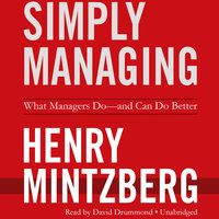 Simply Managing - Henry Mintzberg