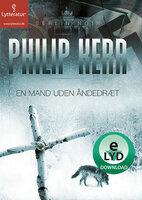 En mand uden åndedræt - Philip Kerr