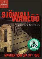 Manden som gik op i røg - Maj Sjöwall, Per Wahlöö