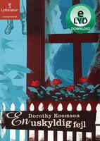 En uskyldig fejl - Dorothy Koomson