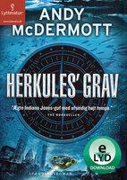 Herkules' grav - Andy McDermott