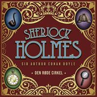 Den røde cirkel - Sir Arthur Conan Doyle