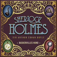 Baskervilles hund - Sir Arthur Conan Doyle