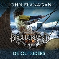 De Outsiders - John Flanagan