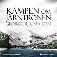 Kampen om järntronen - George R.R. Martin