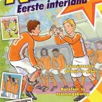 Koen Kampioen - Eerste interland - Fred Diks