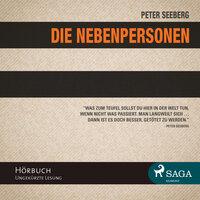 Die Nebenpersonen - Peter Seeberg
