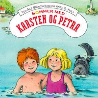 Sommer med Karsten og Petra - Tor-Åge Bringsværd