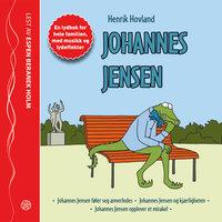 Johannes Jensen - Henrik Hovland