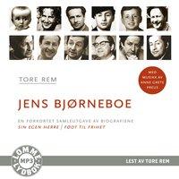 Jens Bjørneboe: En biografi - Tore Rem