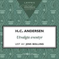 Utvalgte eventyr - H.C. Andersen