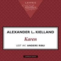 Karen - Alexander L. Kielland