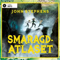 Smaragdatlaset - John Stephens