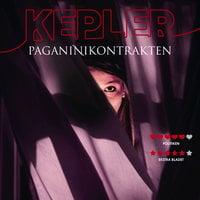 Paganinikontrakten - Lars Kepler