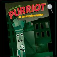 Purriot og den usynlige mannen - Bjørn F. Rørvik