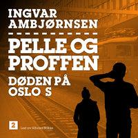 Døden på Oslo S - Ingvar Ambjørnsen