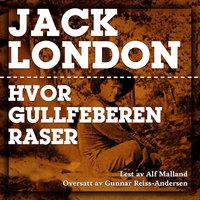Hvor gullfeberen raser - Jack London