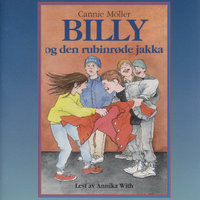 Billy og den rubinrøde jakka - Cannie Möller