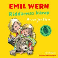 Riddarnas kamp - Anna Jansson