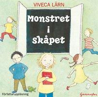 Monstret i skåpet - Viveca Lärn
