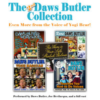 The 2nd Daws Butler Collection - Daws Butler