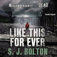 Like This, For Ever - Sharon Bolton