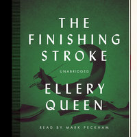 The Finishing Stroke - Ellery Queen