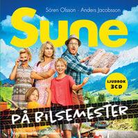 Sune på bilsemester - Anders Jacobsson, Sören Olsson