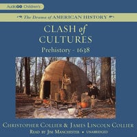 Clash of Cultures - James Lincoln Collier, Christopher Collier