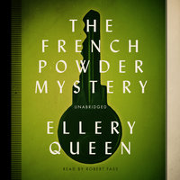 The French Powder Mystery - Ellery Queen