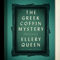 The Greek Coffin Mystery - Ellery Queen