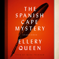 The Spanish Cape Mystery - Ellery Queen