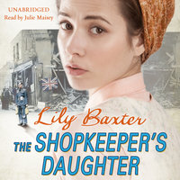 The Shopkeeper's Daughter - Lily Baxter