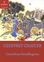 Canterbury Fortællingerne - Geoffrey Chaucer