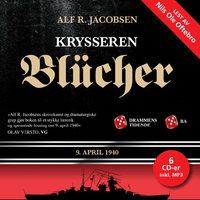 Krysseren Blücher - Alf R. Jacobsen