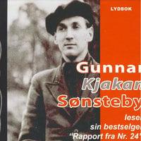 Rapport fra nr. 24 - Gunnar Sønsteby